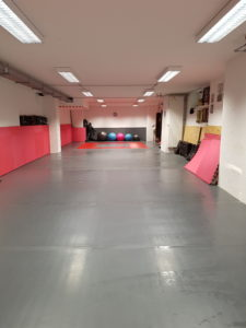 Combat Club Leipzig Trainingsraum