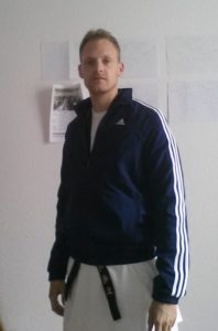 Unser Trainer Lukas